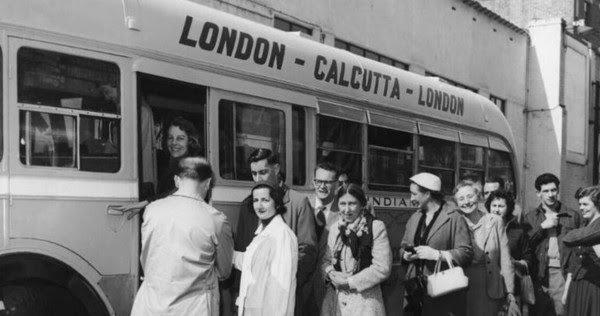 एक बस प्रवास असा ही, कोलकाता ते लंडन
