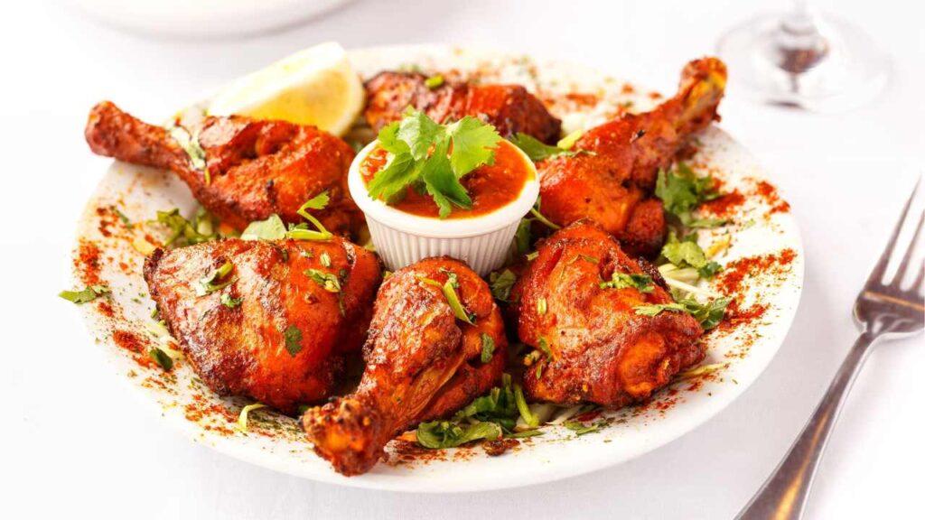 Chicken lolipop in marathi