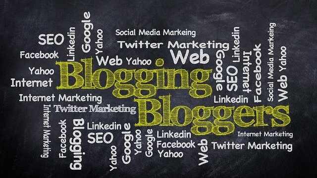 Blogging in Marathi