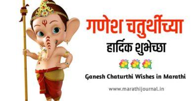गणपती बाप्पा स्टेटस मराठी   Ganesh Chaturthi Wishes in Marathi   गणेश चतुर्थीच्या हार्दिक शुभेच्छा